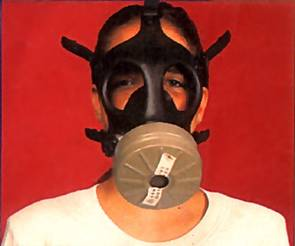 gas masks israel